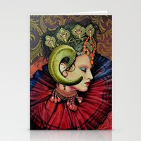 Potnia Theron /Artemis Stationery Cards