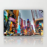 New York Times Square Laptop & iPad Skin