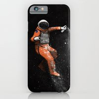 iPhone & iPod Case featuring Astronaut by Speakerine / Florent Bodart