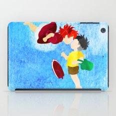 Ponyo and Sosuke iPad Case