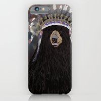 iPhone & iPod Case featuring Bear With Me by Aurora Danenbarger