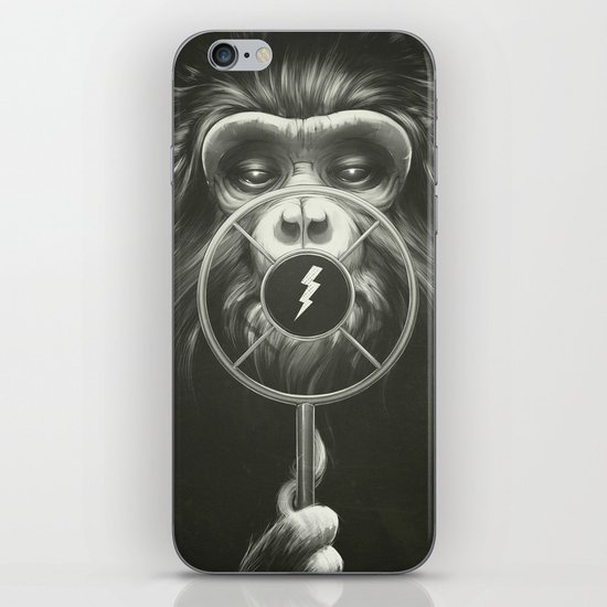 On Air iPhone & iPod Skin