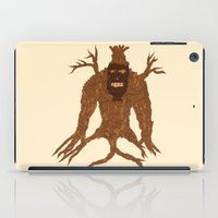 Tree Stitch Monster iPad Case