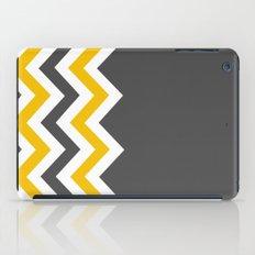 Color Blocked Chevron 14 iPad Case