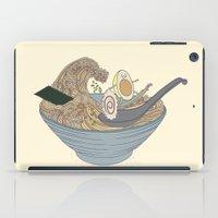 THE GREAT SLURP iPad Case