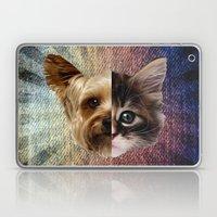 CatDog 2 Laptop & iPad Skin