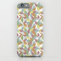 iPhone & iPod Case featuring My simple leaves. by Juliagrifol designs