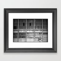 CA S I NO Framed Art Print