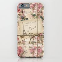Love Letters iPhone 6 Slim Case
