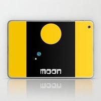 The Moon in Minimal Laptop & iPad Skin