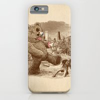 Teddy's Back! iPhone 6 Slim Case