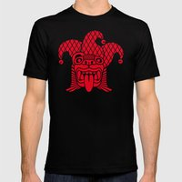 Karnahual Mens Fitted Tee Black SMALL