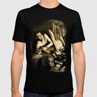 The Bachelor Mens Fitted Tee Black SMALL