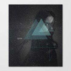 1181 Lilith asteroid Canvas Print