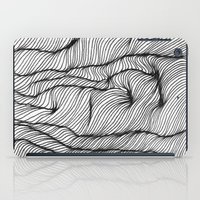 Lines #1 iPad Case
