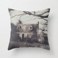 Richmond House Throw Pillow