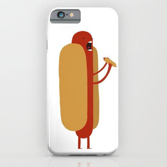 hotdog iPhone & iPod Case