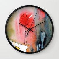 Quietude Wall Clock