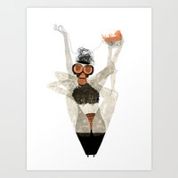 May I Introduce To You: … Art Print