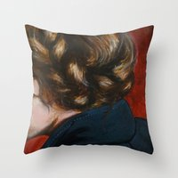 Ruth Throw Pillow