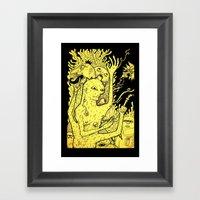R. no#3 Framed Art Print