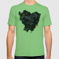 LOVERS Mens Fitted Tee Grass SMALL