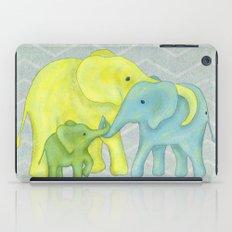 Elephant Family of Three iPad Case