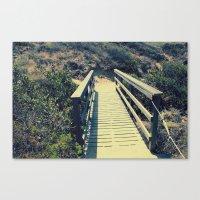 Little Bridge Canvas Print