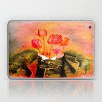 Head of tulip Laptop & iPad Skin