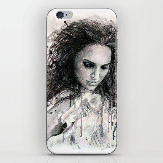 Black Swan - Natalie Portman iPhone & iPod Skin