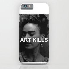 ART KILLS - FRIDA KAHLO iPhone 6 Slim Case