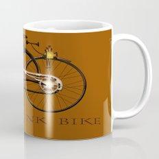 Steampunk bike Mug