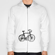 I Like Riding My Bicycle Hoody