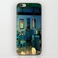La Casa Azul iPhone & iPod Skin