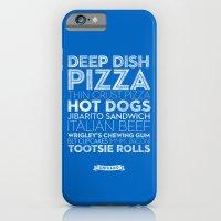 Chicago — Delicious Ci… iPhone 6 Slim Case