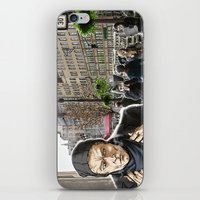 Pursuit iPhone & iPod Skin