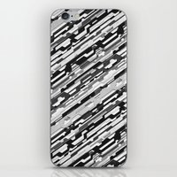 36° (monochrome series) iPhone & iPod Skin