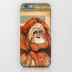 Mr. Orangutan Slim Case iPhone 6s