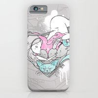 iPhone & iPod Case featuring Alice in Wonderland by Ghostsontoast