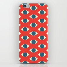 The Eyes Have It iPhone & iPod Skin