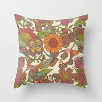 Amaris Throw Pillow