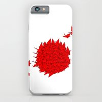 japan iPhone & iPod Cases featuring japan by Sophie Rousseau