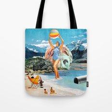 Poseidon in Love Tote Bag
