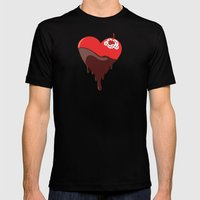 Sweetheart Mens Fitted Tee Black SMALL
