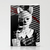 Fox Blood Stationery Cards