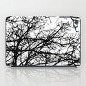 black tree iPad Case