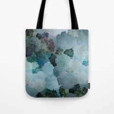 FLORAL OCEAN Tote Bag