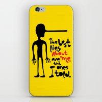 Best Lies iPhone & iPod Skin