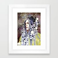The Day I Forgot About T… Framed Art Print
