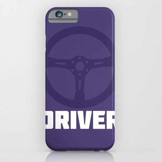 Driver iPhone & iPod Case